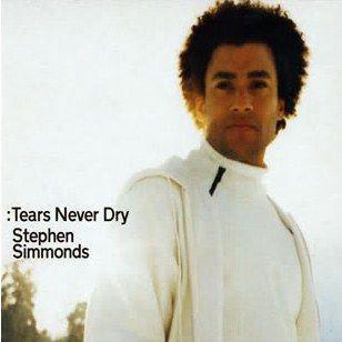 Coverafbeelding Stephen Simmonds - Tears Never Dry