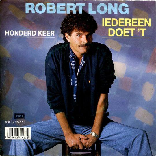 Coverafbeelding Iedereen Doet 't - Robert Long