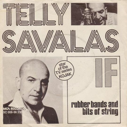 Coverafbeelding If - Telly Savalas - Star Of The T.v. Series Kojak
