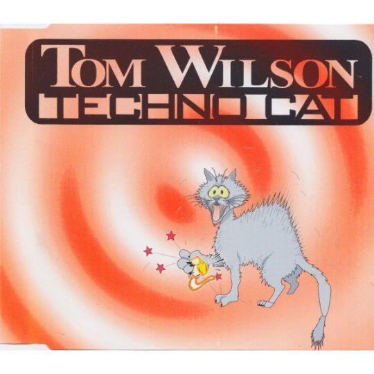 Coverafbeelding Tom Wilson - Techno Cat