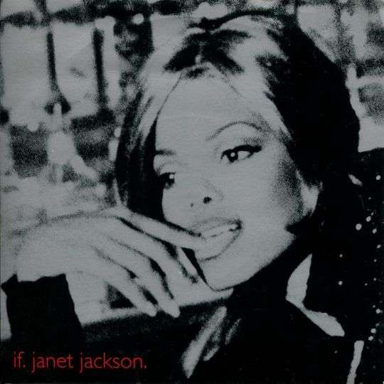 Coverafbeelding If - Janet Jackson