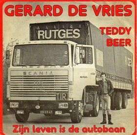 Coverafbeelding Gerard De Vries - Teddy Beer