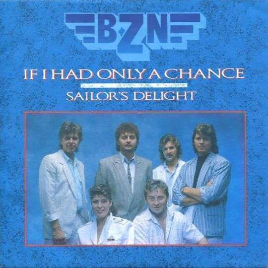Coverafbeelding If I Had Only A Chance - Bzn