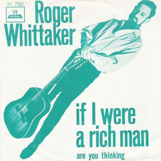 Coverafbeelding If I Were A Rich Man - Roger Whittaker