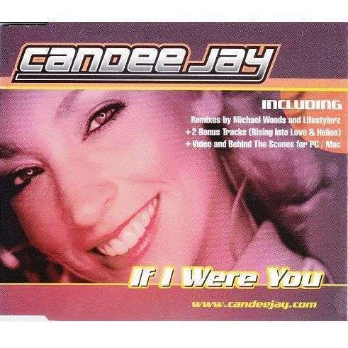 Coverafbeelding Candee Jay - If I Were You