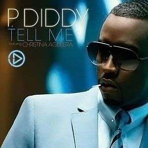 Coverafbeelding Tell Me - P. Diddy Featuring Christina Aguilera