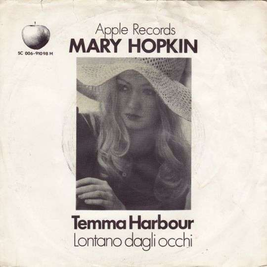 Coverafbeelding Temma Harbour - Mary Hopkin