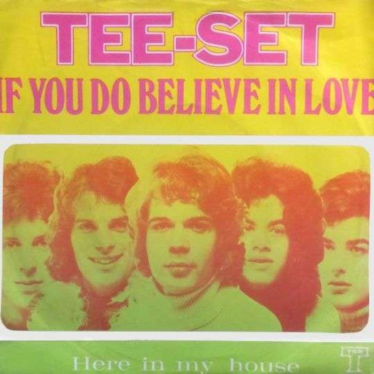 Coverafbeelding If You Do Believe In Love - Tee-Set