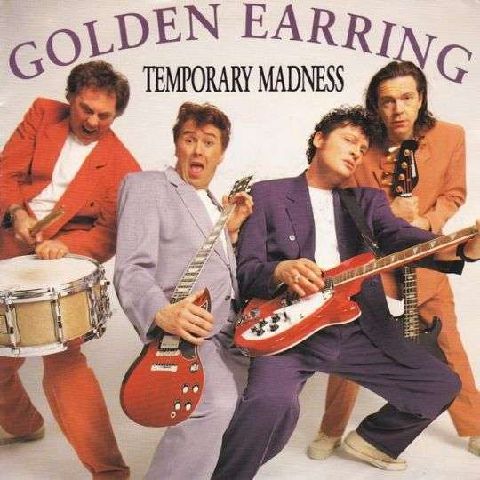 Coverafbeelding Golden Earring - Temporary Madness