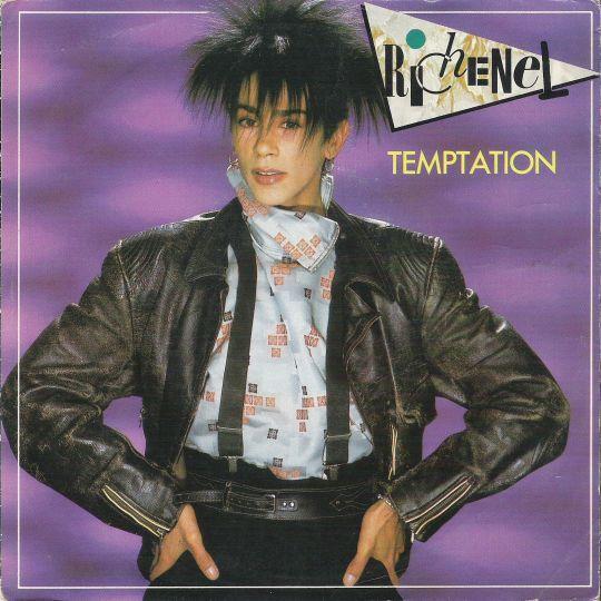 Coverafbeelding Temptation - Richenel