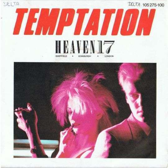 Coverafbeelding Heaven 17 - Temptation