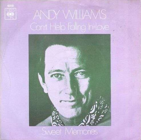 Coverafbeelding Can't Help Falling In Love - Andy Williams