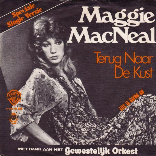 Coverafbeelding Terug Naar De Kust - Maggie Macneal Met Dank Aan Het Gewestelijk Orkest
