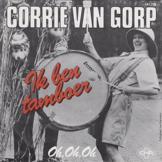 Coverafbeelding Ik Ben Tamboer - Corrie Van Gorp
