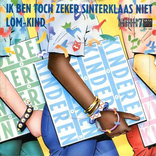 Coverafbeelding Ik Ben Toch Zeker Sinterklaas Niet - Kinderen Voor Kinderen