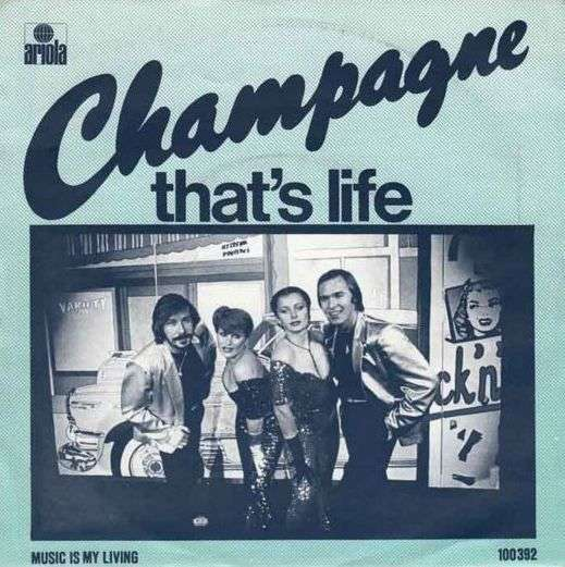 Coverafbeelding That's Life - Champagne