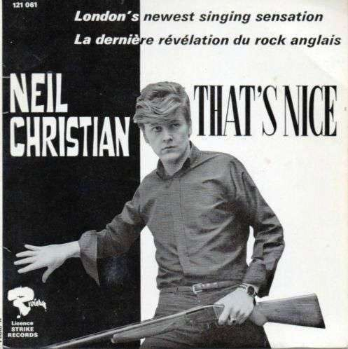 Coverafbeelding Neil Christian - That's Nice