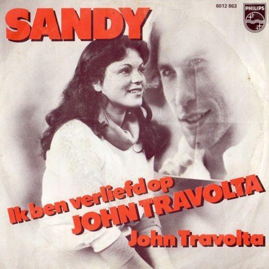 Coverafbeelding Ik Ben Verliefd Op John Travolta - Sandy