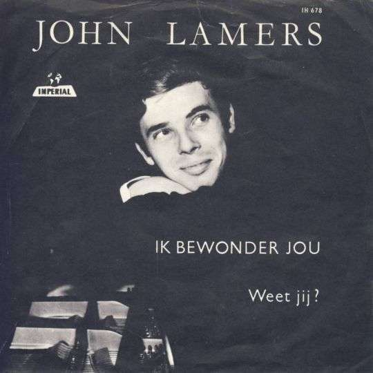 Coverafbeelding John Lamers - Ik Bewonder Jou
