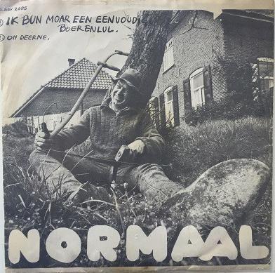 Coverafbeelding Ik Bun Moar Een Eenvoudige Boerenlul - Normaal