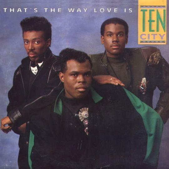Coverafbeelding Ten City - That's The Way Love Is