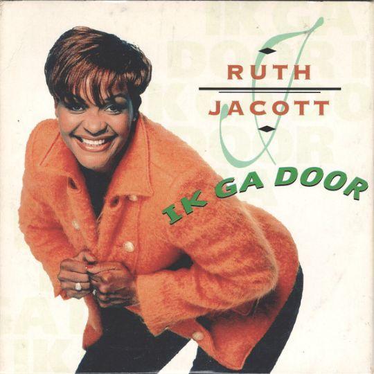 Coverafbeelding Ik Ga Door - Ruth Jacott