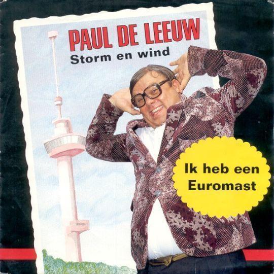 Coverafbeelding Ik Heb Een Euromast - Paul De Leeuw