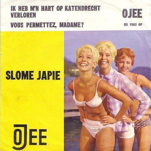 Coverafbeelding Ik Heb M'n Hart Op Katendrecht Verloren - Slome Japie