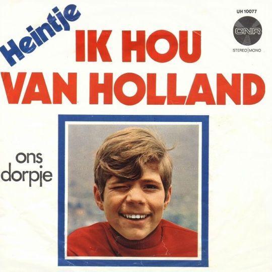 Coverafbeelding Ik Hou Van Holland - Heintje