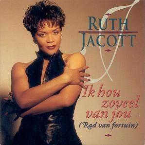 Coverafbeelding Ik Hou Zoveel Van Jou (Rad Van Fortuin) - Ruth Jacott