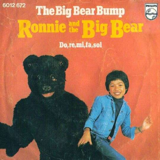 Coverafbeelding The Big Bear Bump - Ronnie And The Big Bear