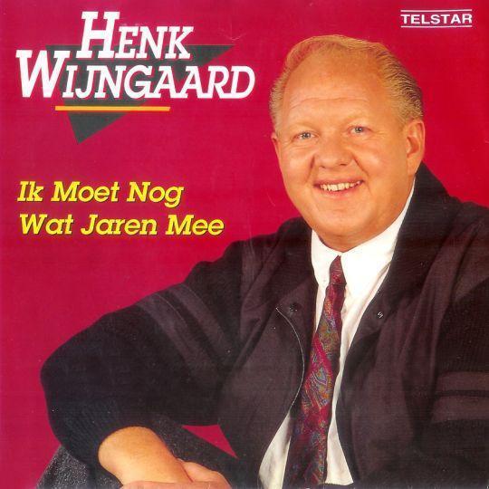 Coverafbeelding Ik Moet Nog Wat Jaren Mee - Henk Wijngaard
