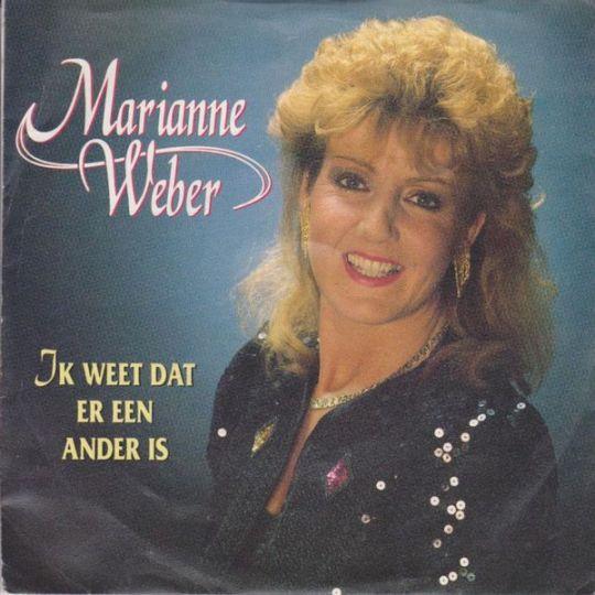 Coverafbeelding Ik Weet Dat Er Een Ander Is - Marianne Weber