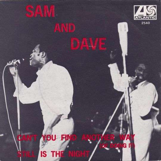 Coverafbeelding Can't You Find Another Way (Of Doing It) - Sam And Dave