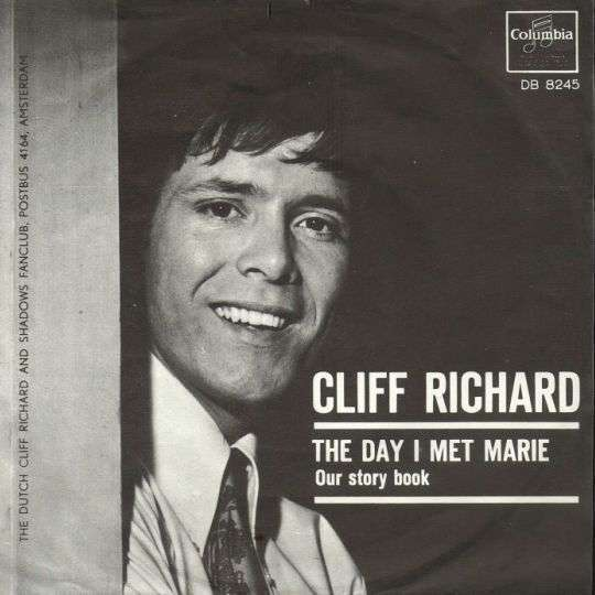Coverafbeelding Cliff Richard - The Day I Met Marie