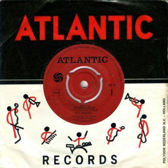 Coverafbeelding Otis Redding - (Sittin' On) The Dock Of The Bay