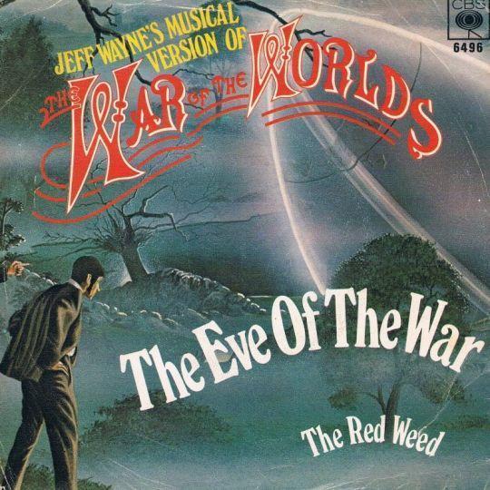 Coverafbeelding The Eve Of The War - Jeff Wayne