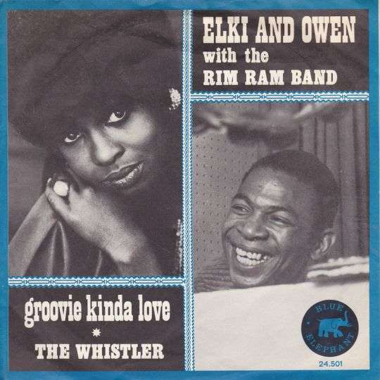 Coverafbeelding Groovie Kinda Love - Elki And Owen With The Rim Ram Band
