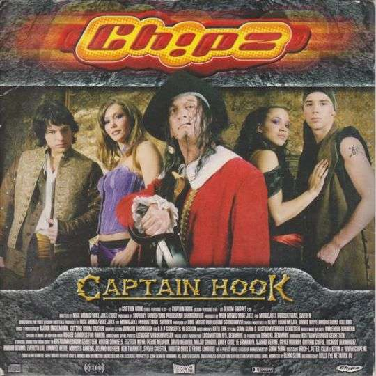 Coverafbeelding Captain Hook - Ch!pz