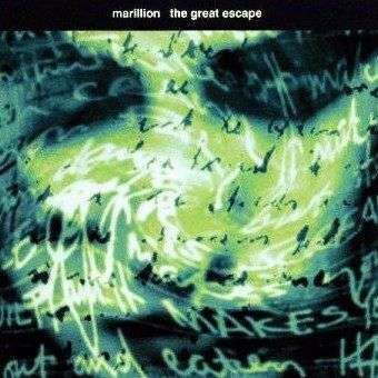 Coverafbeelding The Great Escape - Marillion