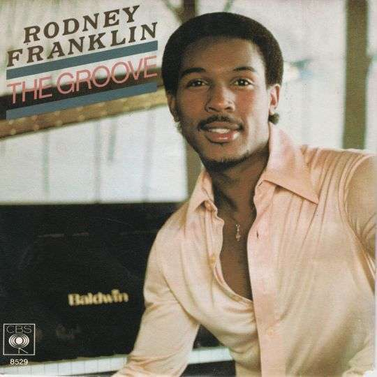 Coverafbeelding Rodney Franklin - The Groove