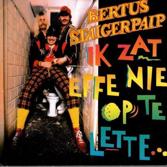 Coverafbeelding Ik Zat Effe Nie Op Te Lette... - Bertus Staigerpaip