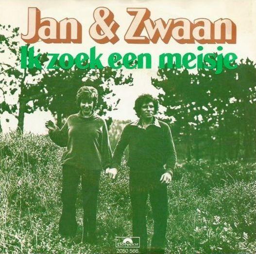 Coverafbeelding Ik Zoek Een Meisje - Jan & Zwaan