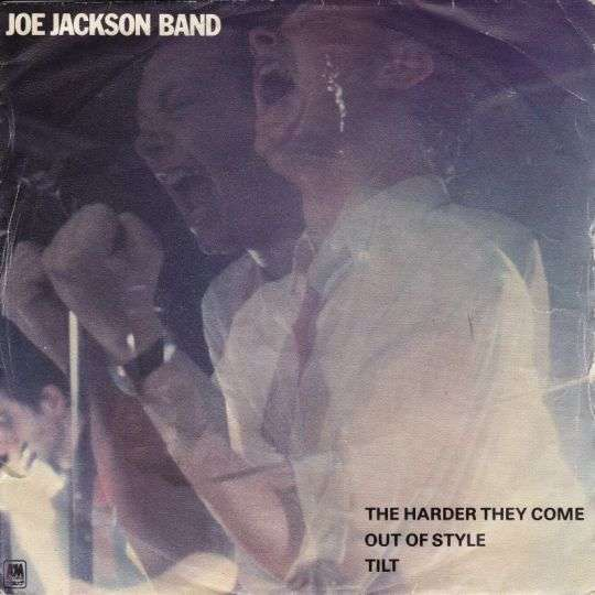 Coverafbeelding The Harder They Come - Joe Jackson Band