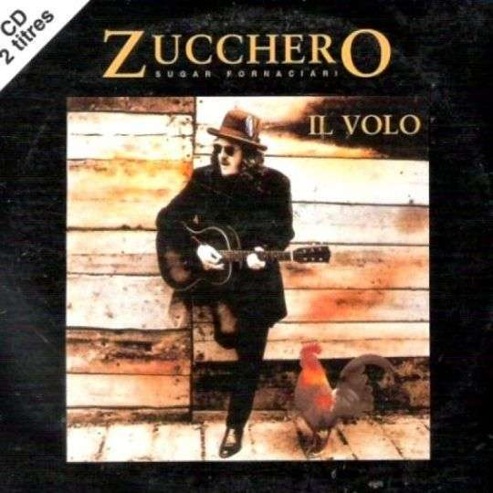 Coverafbeelding Zucchero Sugar Fornaciari - Il Volo