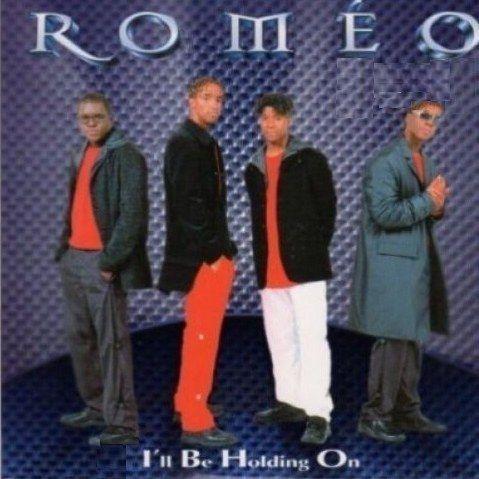 Coverafbeelding I'll Be Holding On - Roméo