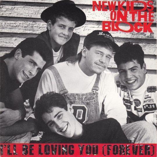 Coverafbeelding New Kids On The Block - I'll Be Loving You (Forever)