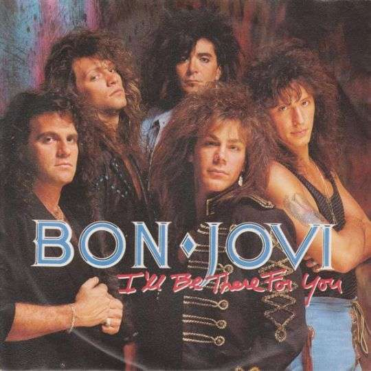 Coverafbeelding Bon Jovi - I'll Be There For You