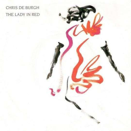 Coverafbeelding The Lady In Red - Chris De Burgh