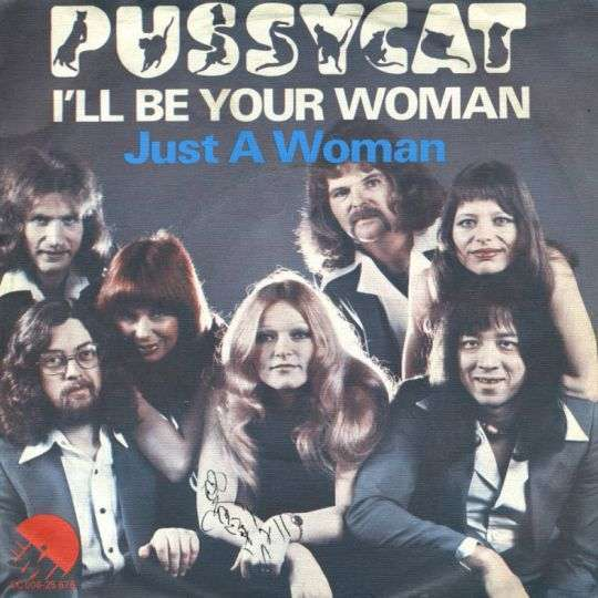 Coverafbeelding I'll Be Your Woman - Pussycat